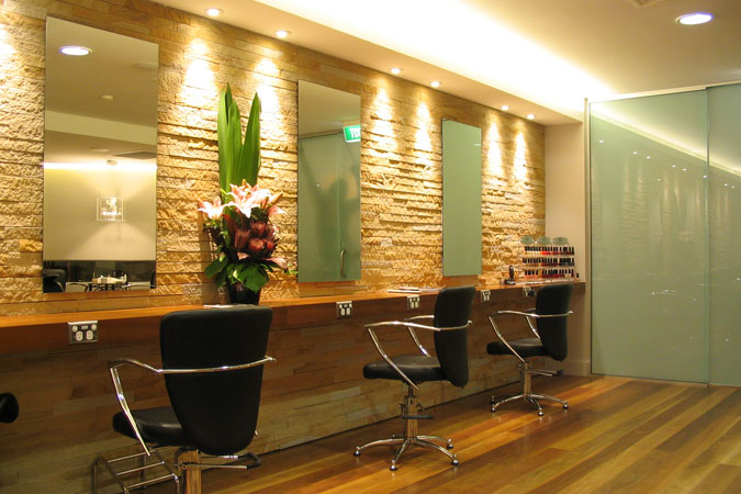 beauty salon decorating ideas home design inside